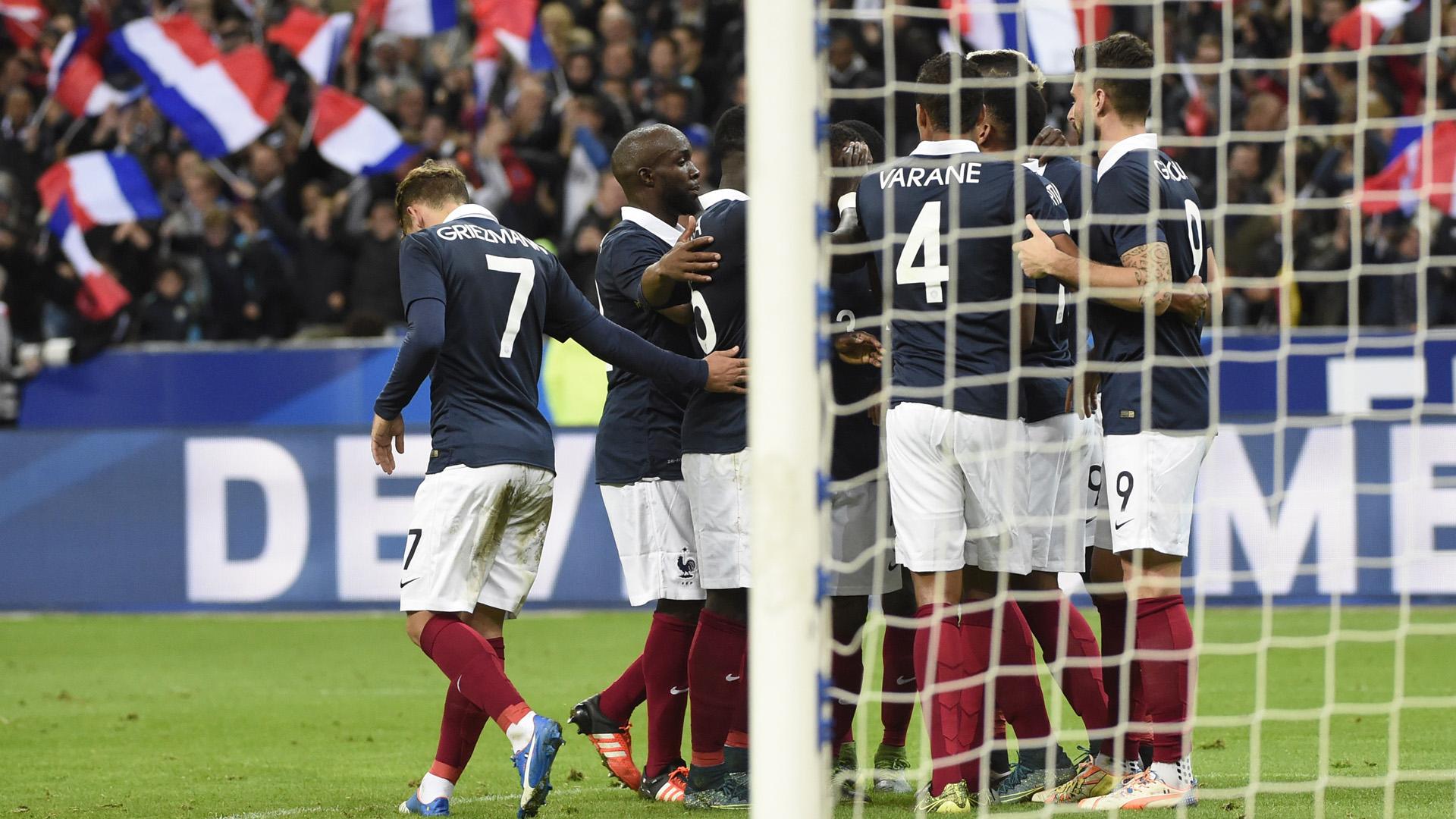 france 2  11  15 matchs