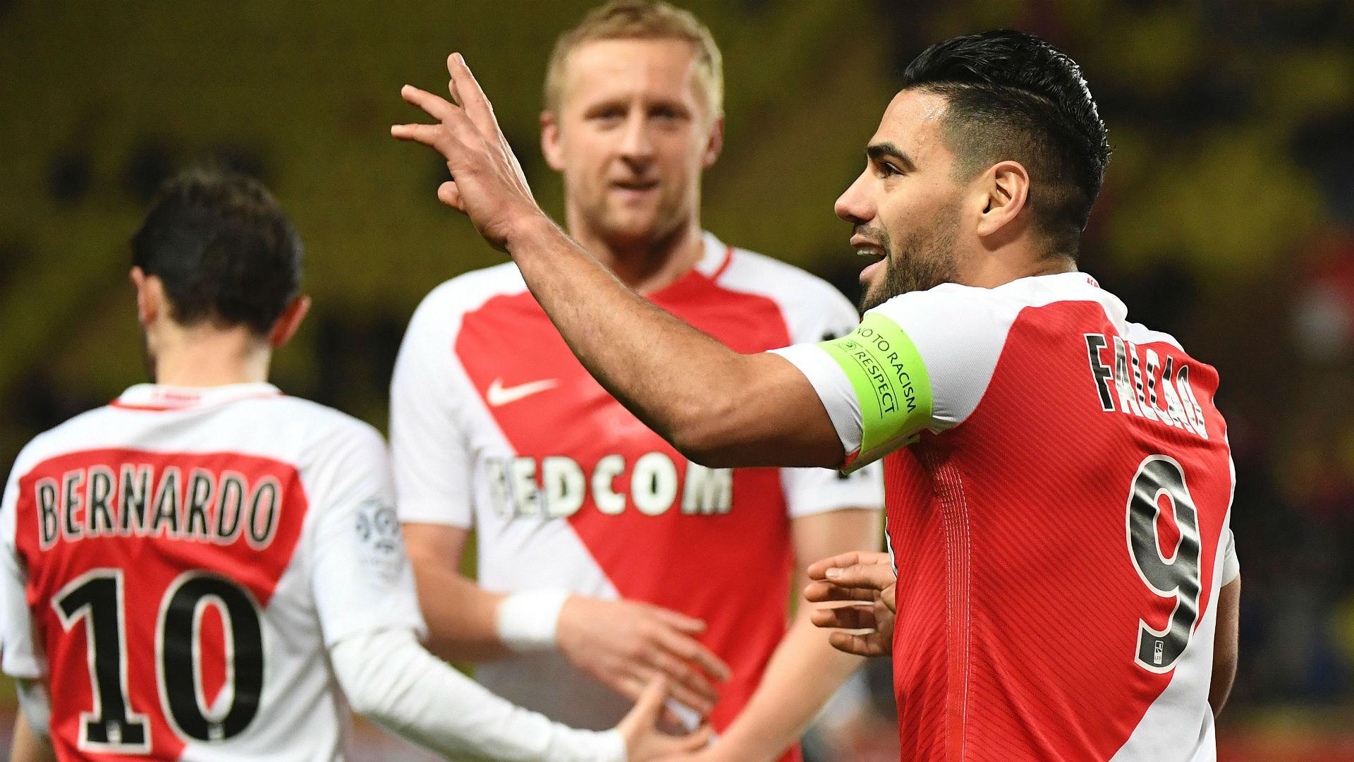 Radamel Falcao Monaco Ligue 1 Metz 11022017