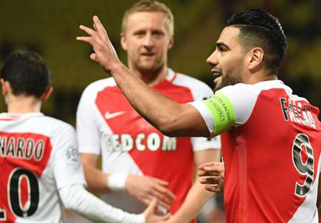 Monaco level Barca as top scorers
