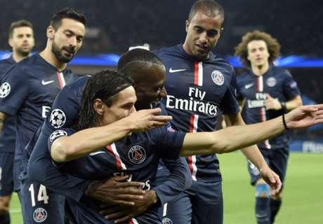 Résumé de match, Paris SG-APOEL Nicosie (1-0)
