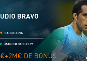 Claudio Bravo PS FR