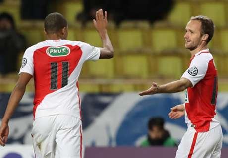 Monaco - Ajaccio 2-1, résumé de match