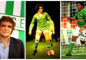 Goal a désigné les 20 plus grands joueurs de l'histoire de l'ASSE à travers leur talent et leurs accomplissements pour les Verts.