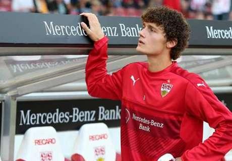 Pavard raconte son départ à Stuttgart
