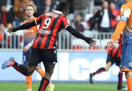 VIDEO - Balotelli held in Nice