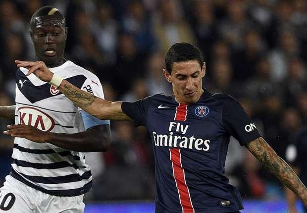 PSG 2-2 Bordeaux