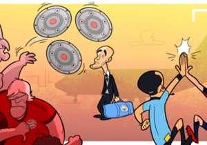 4 MAY | La derrota ante el Atlético, el triste final de la etapa de Pep Guardiola en el Bayern de Múnich.