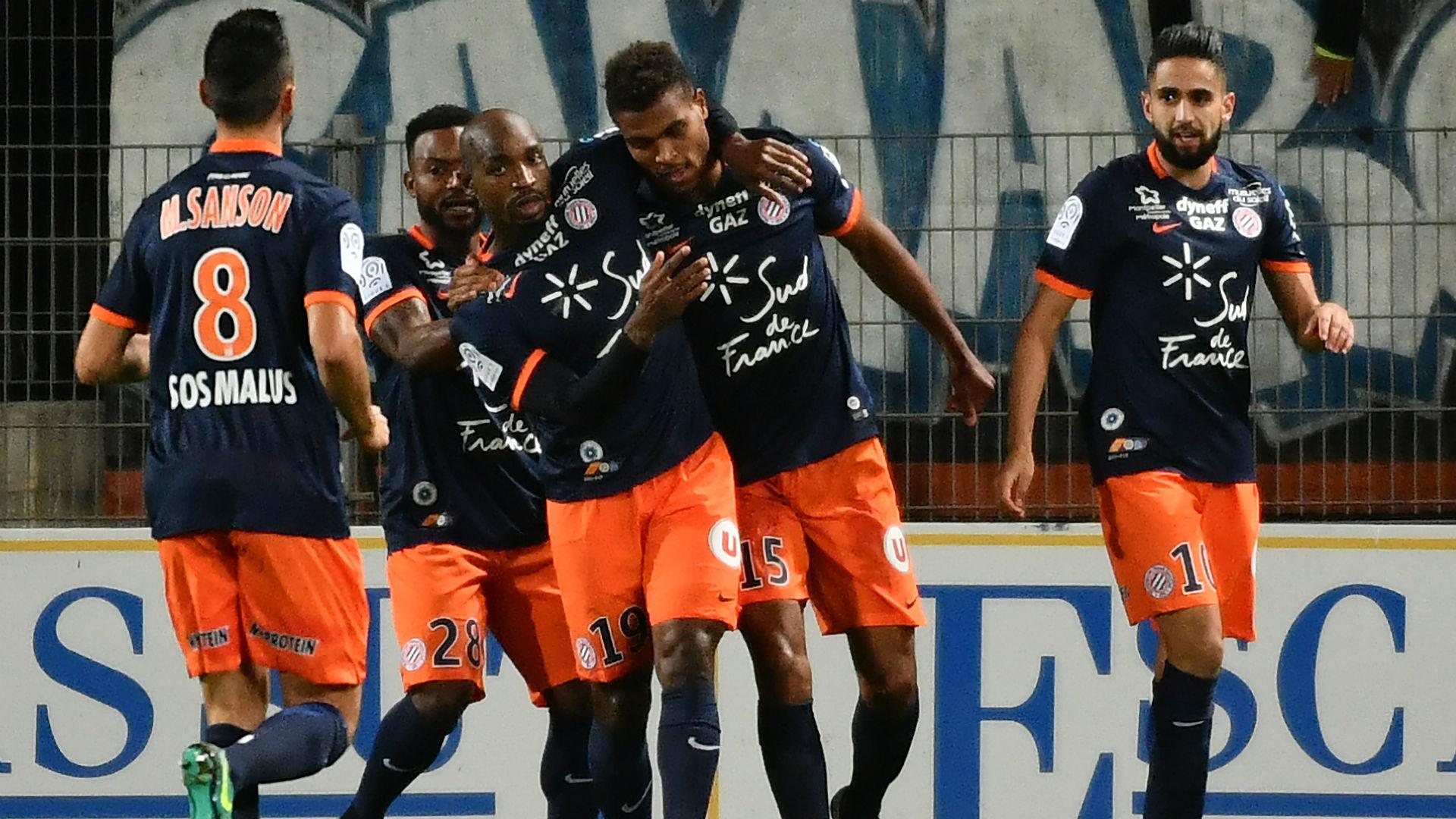 Ryad Boudebouz heureux de sa performance contre l'OM — Montpellier