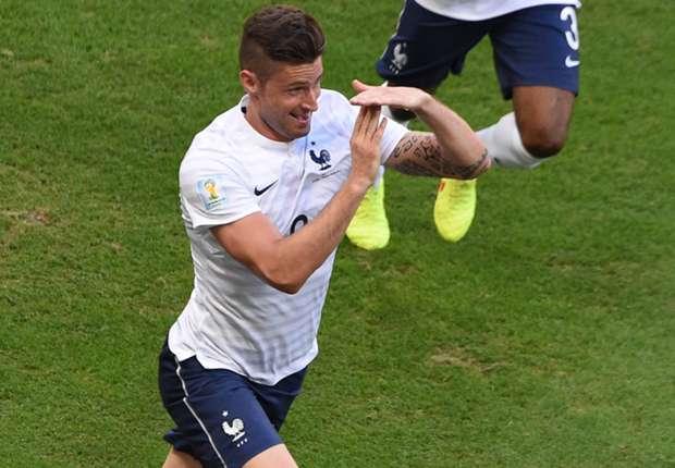 Oliver Giroud: Wegbereiter des 5:2-Siegs über die Schweiz