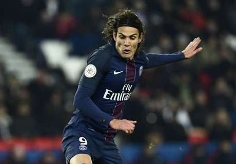 PSG-Angers 2-0: Cavani fa 100