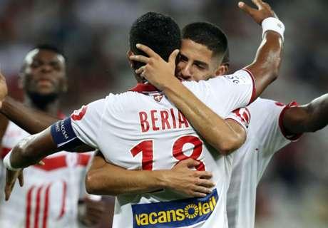 Nice - Lille 1-1, résumé de match