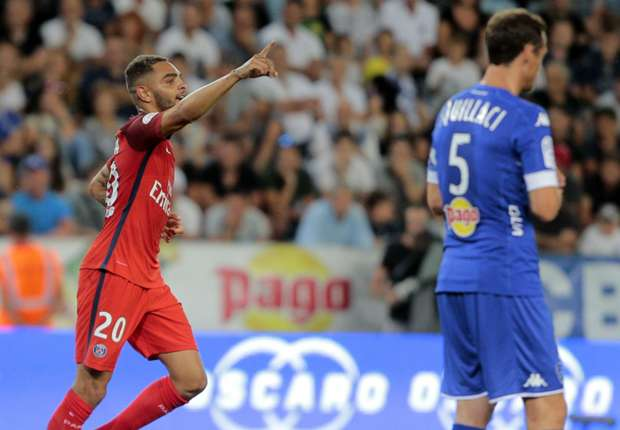 Video: Bastia vs PSG