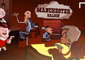 Manchester United a officialisé vendredi matin l'arrivée de José Mourinho. L'entraîneur portugais succède à Louis van Gaal. Il retrouvera Pep Guardiola en Premier League la saison prochaine. Un choc déjà très attendu.
