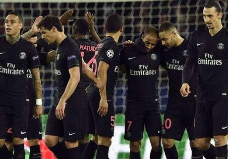 PSG-Lyon les compos officielles