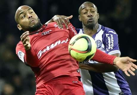 Toulouse-Guingamp 1-2, résumé de match