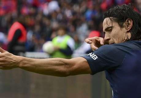 Cavani revive al PSG de Emery
