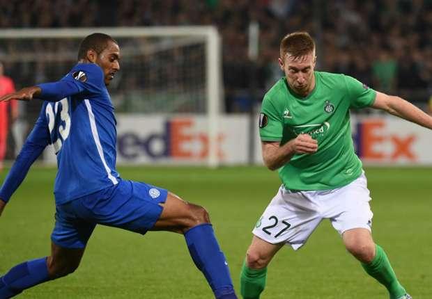 Saint-Etienne-Dnipro (3-0), l'ASSE fait le trou