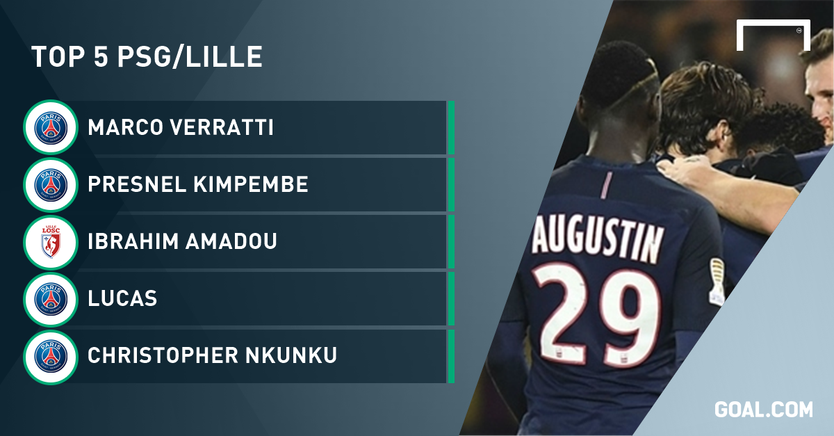 Une rotation d'effectif XXL — PSG / Lille