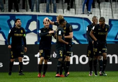 OM-Monaco (1-4), résumé du match