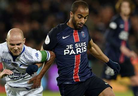 Ligue 1: PSG 4-1 Troyes