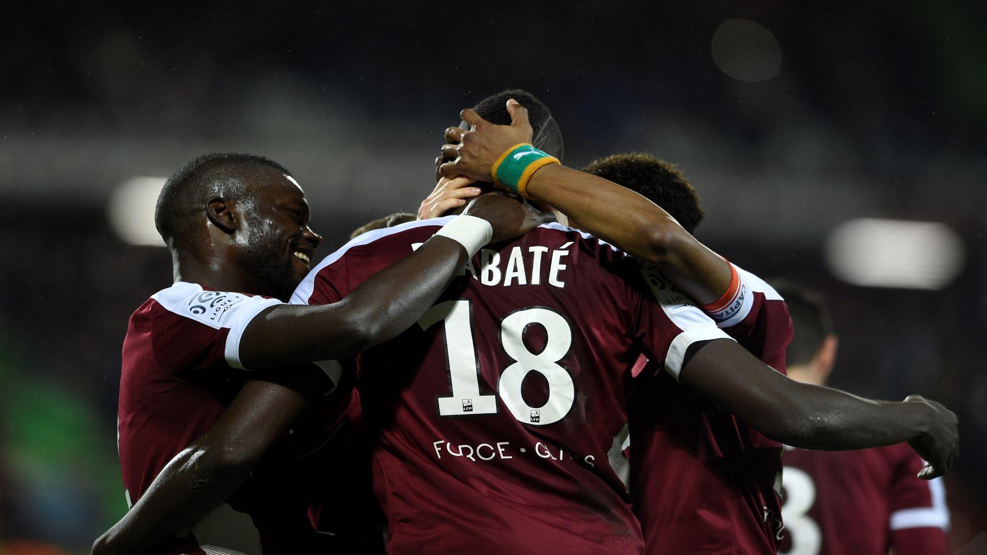 L1 : Guingamp 4-0 Dijon (fini)
