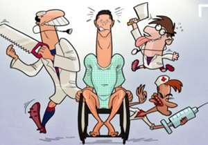 30 ABR | La terapia de Cristiano Ronaldo en Barcelona será ante los doctores de la 'MSN'