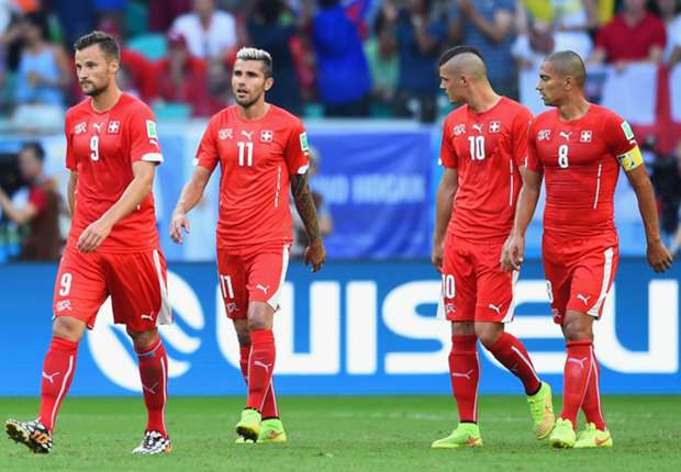 Switzerland-Honduras Betting Preview: Swiss defence to be found wanting yet again in Manaus