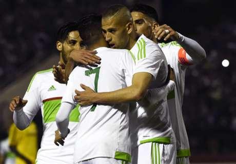 Seychelles-Algérie 0-2, résumé de match