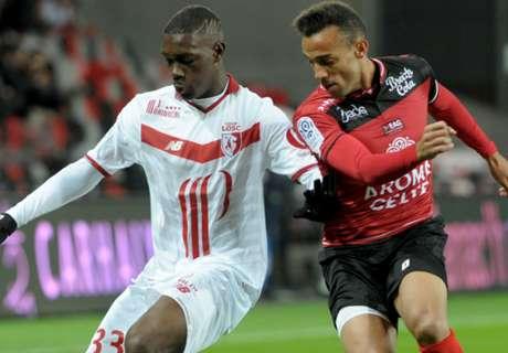 Guingamp-Lille 1-0, résumé de match