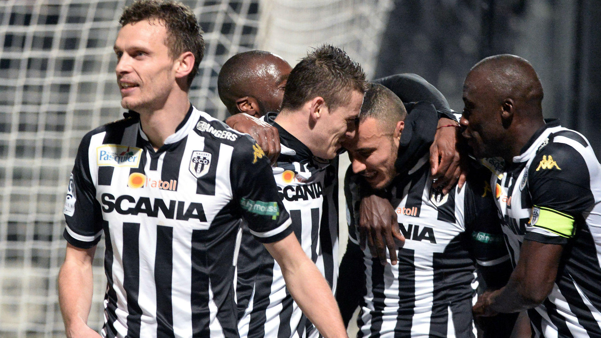 angers 5 - 1 lorient r u00e9sum u00e9 du match 19  03  16 ligue 1