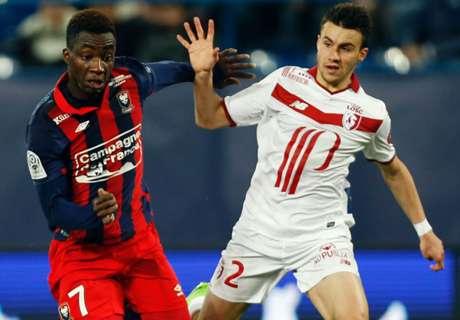 Caen-Lille 0-1, résumé de match