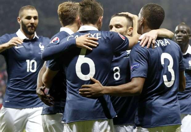France 4-0 Arménie : Benzema et les Bleus régalent