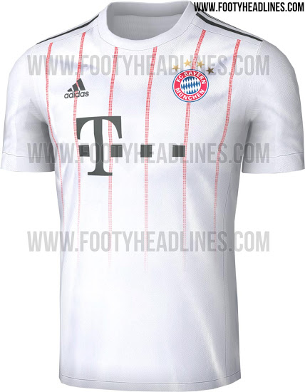 Maillot THIRD FC Bayern München nouveau