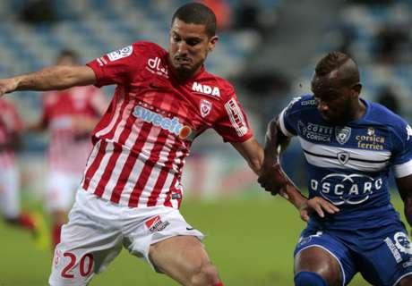Bastia-Nancy 0-0, résumé de match