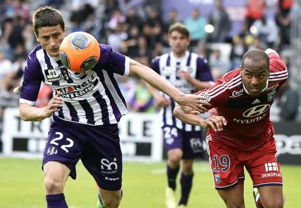 Toulouse-Lyon (0-0), Toulouse accroche Lyon
