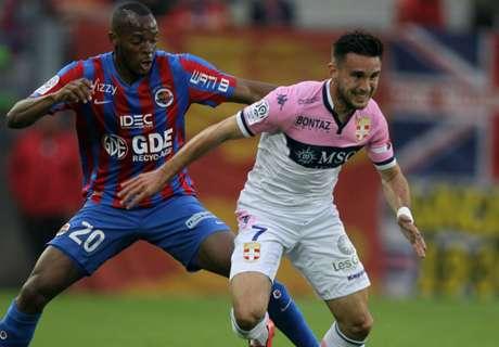 Ligue 2, les relégués en National