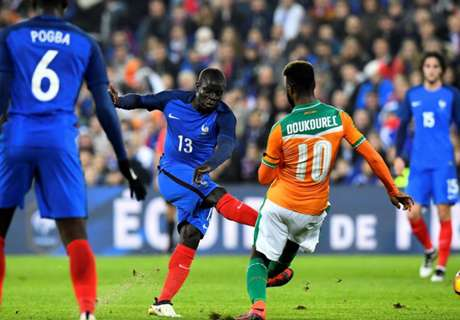 France lack edge in Ivory Coast draw