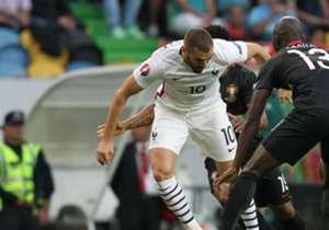 Karim Benzema Portugal France