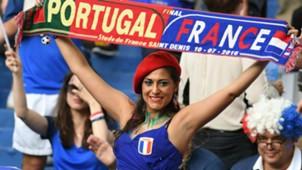 Portugal France UEFA Euro 10072016