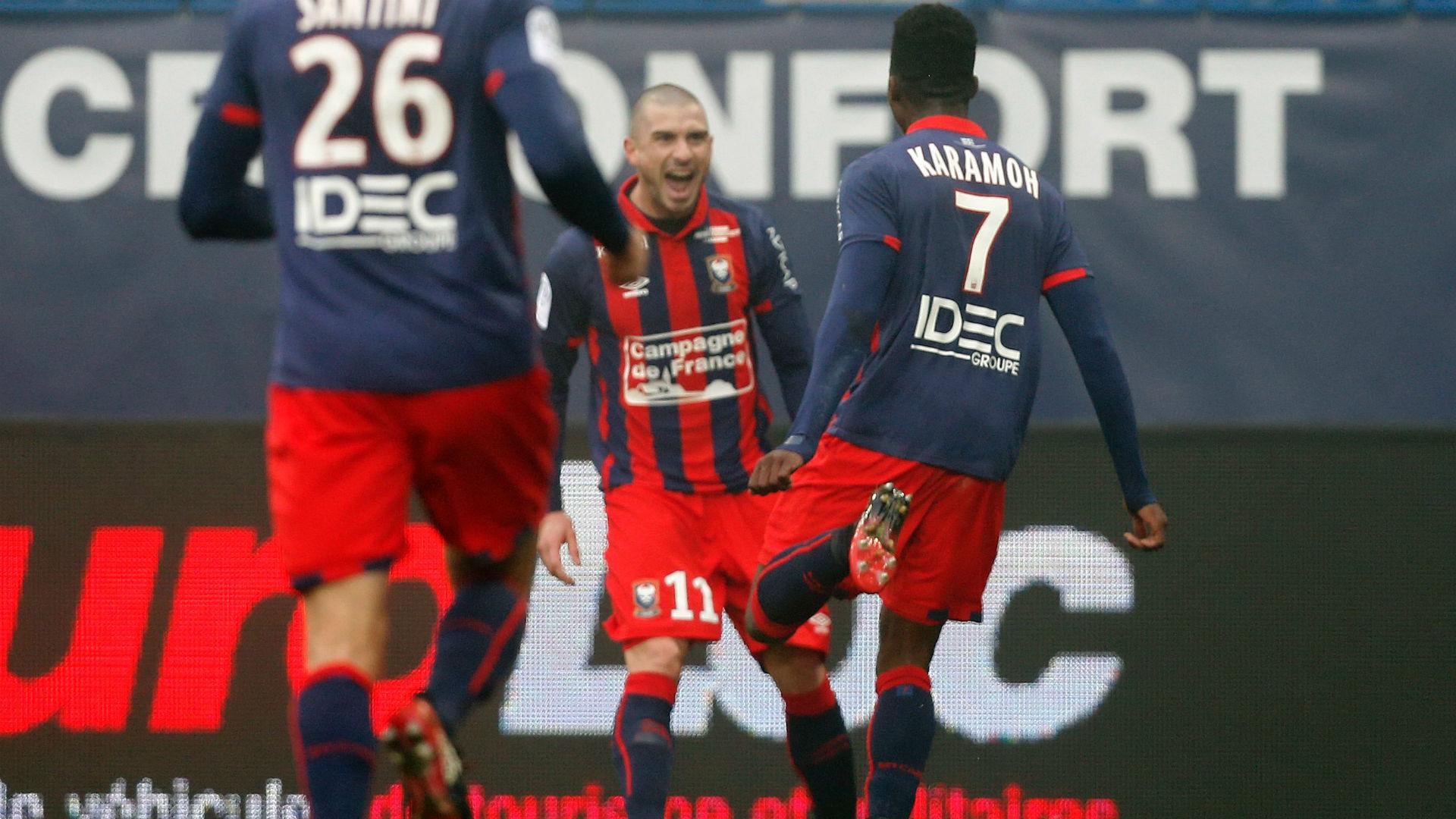 Ligue 1: Caen-Metz reporté à dimanche à cause du brouillard