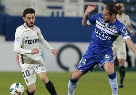 Bastia-Monaco 1-1, résumé de match