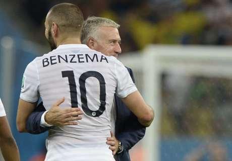 Pourquoi Benzema est la solution au problème de côté de Deschamps