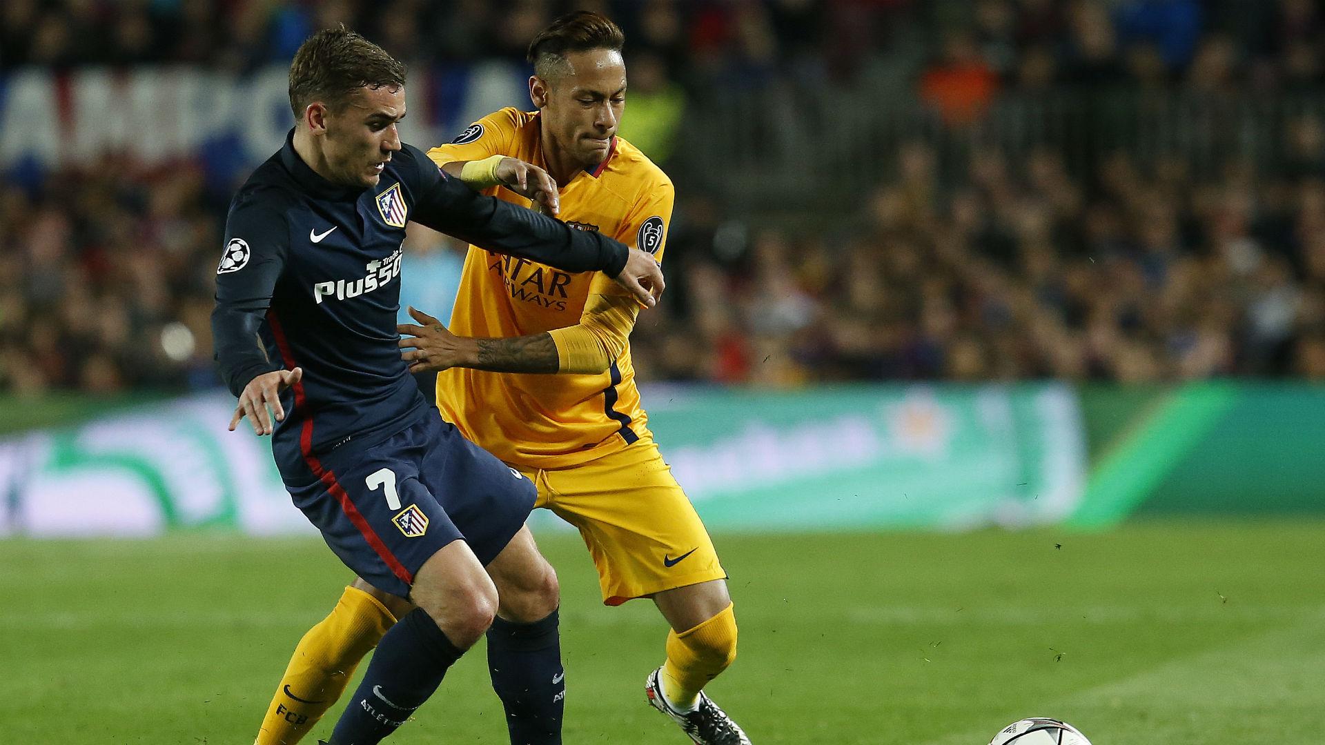 """VIDÉO - Griezmann : """"Nous n'avons pas parlé de Neymar"""""""