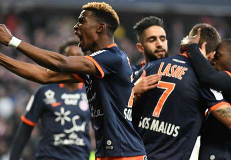 Montpellier-Saint-Etinne 2-1, résumé du match