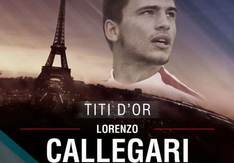Titi d'Or - Lorenzo Callegari est 5e en 2016 !