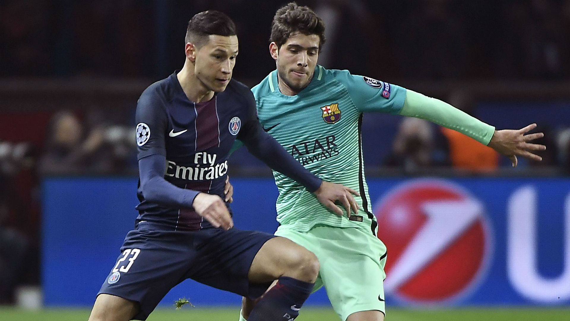 PSG: UCL: PSG Shocks Barcelona With 4:0 Thrashing