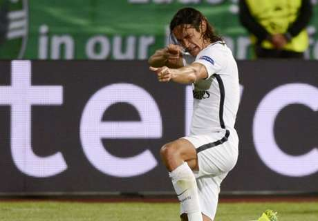 PSG battle back in Bulgaria