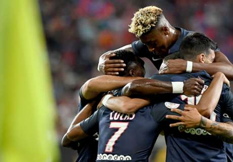 LIVE: Paris Saint-Germain vs Metz