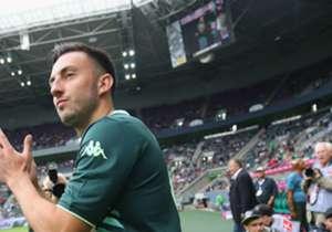 <p><strong>Josip Drmić (Borussia Mönchengladbach) – </strong>Moins en vogue à Leverkusen après une campagne de haut vol à Nuremberg, l'attaquant suisse pourrait bien relancer sa carrière à M'Gla...