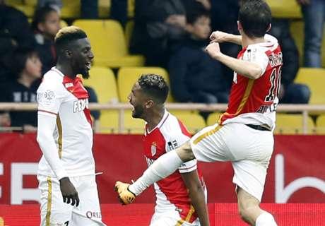 Monaco-Nice 1-0, résumé de match